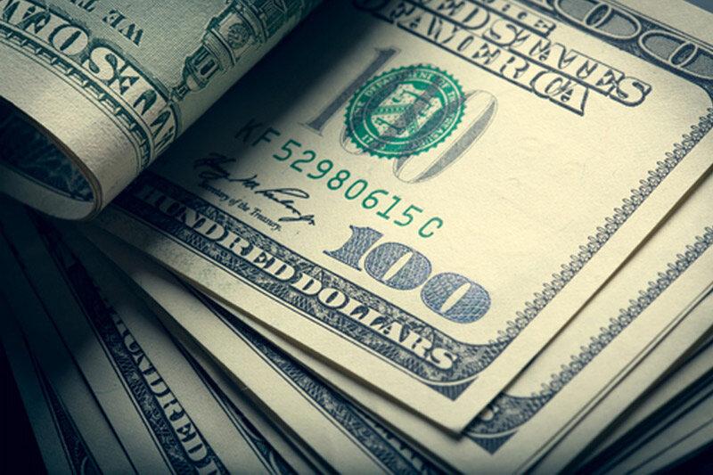 دلار + صادرات آمریکا