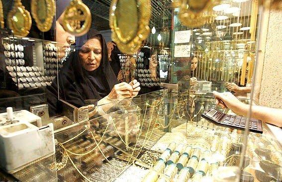 قیمت سکه و طلا در ۲۵فروردین