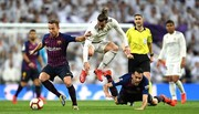رئالمادرید ۰-۱ بارسلونا؛ چیپ راکیتیچ کاتالانها را به ۳ امتیاز الکلاسیکو رساند