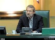 لاریجانی: لایحه جامع انتخابات هنوز به مجلس نرسیده است