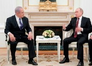 نتانیاهو مدعی توافق با پوتین علیه ایران شد