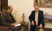 زیارة بشار الاسد الی ایران تحمل رسالة التكامل مع اشقاء سوریا وفی المقدمة ایران