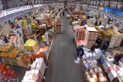 فیلم | بزرگترین بازار مواد غذایی جهان در پاریس را ببینید
