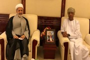 إيران وسلطنة عمان تبحثان تعزیز التبادلات التجاریة