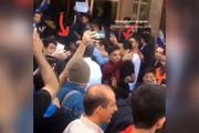 فیلم | لحظه حمله به منشا، سندی برای رفع محرومیتش!