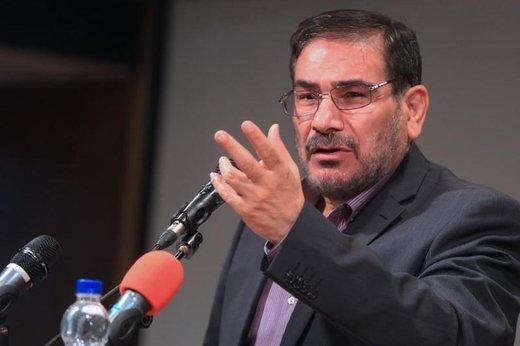 شمخانی: سیاست فشار حداکثری آمریکا در مقابل ایران به زانو درآمد