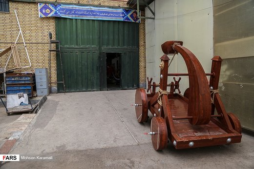 شهربازی معارفی و کارگاه تولید اسباب بازی در قم