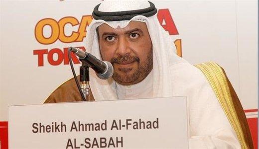 شیخ احمد دوباره رئیس شورای المپیک شد/ عضویت صالحیامیری در هیات اجرایی