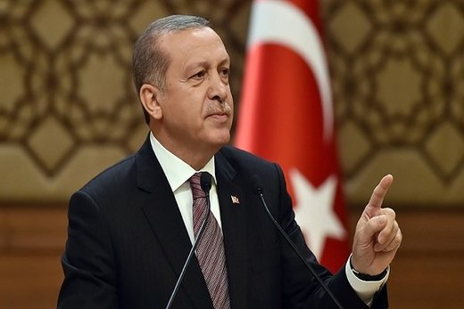 فصلالخطاب اردوغان به آمریکا