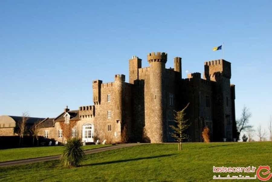 قلعهی Lisheen، ایرلند
