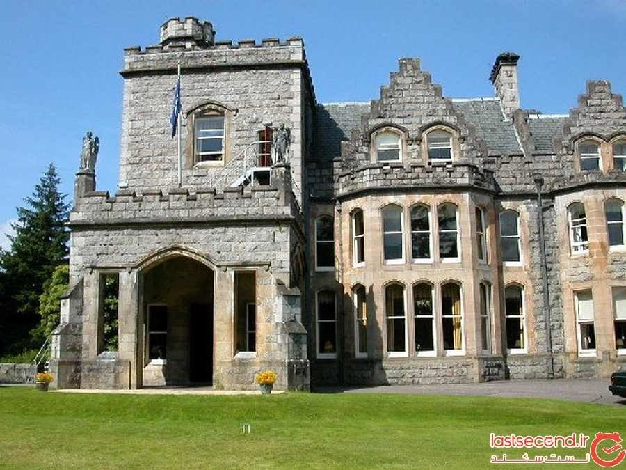 قلعهی Inverlochy، اسکاتلند