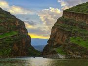 تنگه کافرین، شاخصترین اثر طبیعی شهرستان بدره