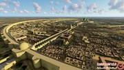 شهر دایرهای عجیبی به قطر ۲ کیلومتر در همسایگی ایران