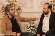 فیلم | گلایه خشایار الوند از تلویزیون و ۲۰:۳۰ در مصاحبه آخرش