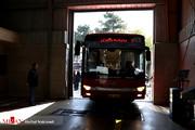 افزایش ساعت خدماترسانی اتوبوسهای تهران در شب عید