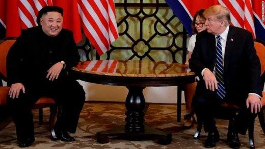 ترامپ کوهن را مقصر عدم دستیابی به توافق با کره شمالی دانست