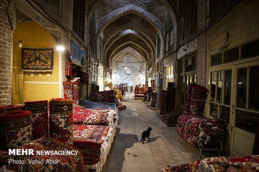 مدينة واحدة شمال اصفهان تصدر السجاد الإيراني بمليار دولار سنوياً