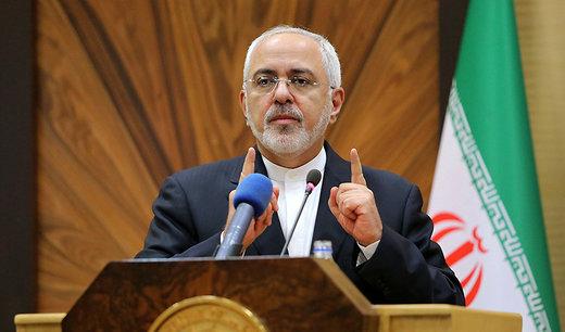 توئیت تازه ظریف درباره دستاورد مهم دیگر سفر روحانی به عراق/ عکس