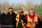 تصاویر | دانشجویان خارجی در کاروان راهیان نور
