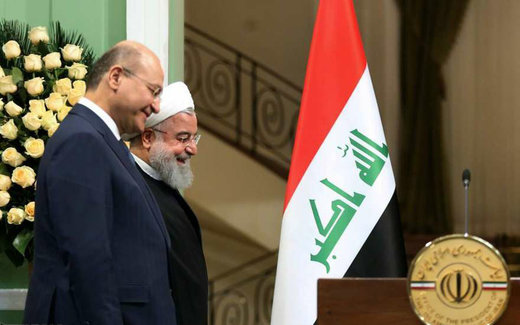 هل العراق ذراع سياسي وعسكري لإيران؟