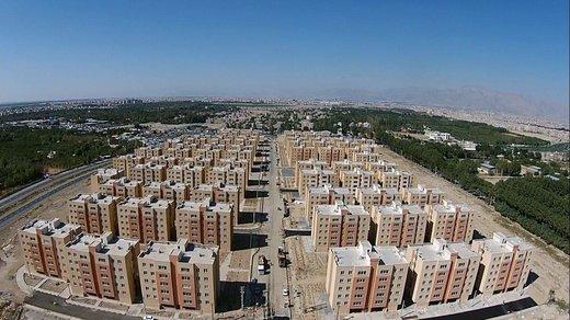 احداث ۱۲۰۰ واحد مسکونی جدید در بهارستان آغاز شد