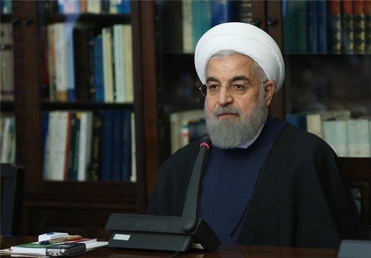 پیام تبریک روحانی به رئیسی/ اعلام آمادگی دولت تدبیر و امید برای همکاری با قوه قضاییه