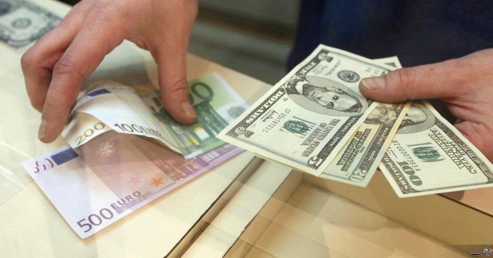 نرخ ارز دربانک ها