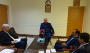 نشست مدیر درمان تامین اجتماعی لرستان با مدیرکل بنیاد شهید/ ابراز رضایت از عملکرد مدیریت درمان استان