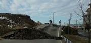 تصاویر | رانش زمین و انفجار مهیب گاز در طالقان