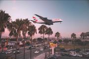 عکس | لحظه فرود در لسآنجلس در عکس روز نشنال جئوگرافیک