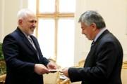 New Iraqi ambassador submits copy of credentials to Iran FM