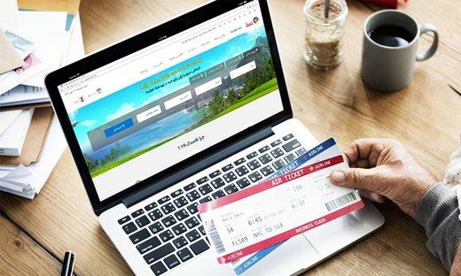 تعطیلی۴۶ وبسایت غیرمجاز فروش بلیت هواپیما