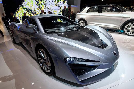 نمایشگاه خودروی ژنو ۲۰۱۹