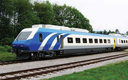 راهآهن گیلان به بهرهبرداری رسید