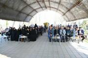 مراسم روز درختکاری در پارک شهر رشت برگزار شد/ تصاویر