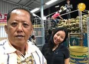 پاداش هنگفت میلیاردر تایلندی برای کسی که با دختر او ازدواج کند/ عکس