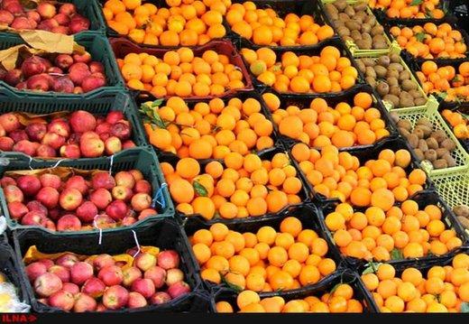 ذخیرهسازی  ۲۶۰۰ تن میوه شب عید در آذربایجانغربی