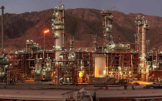 استخراج 500 مليون قدم مكعب من الغاز الحامض يوميا