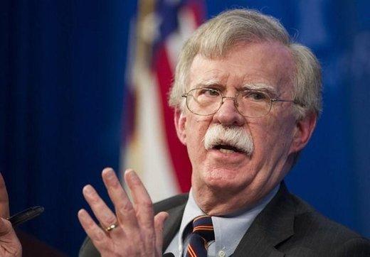 بولتون با ادبیات دیپلماتیک رئیس جمهور ونزوئلا را تهدید کرد!