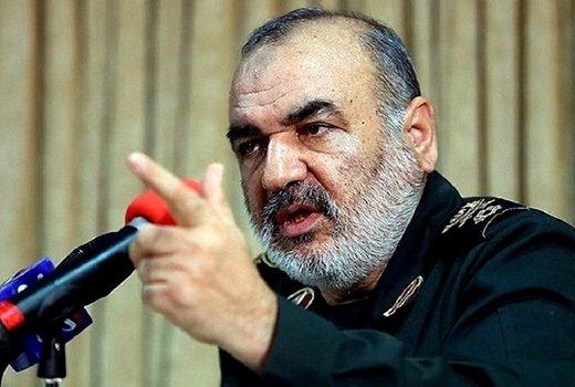 جانشین فرماندهی سپاه: دلاورمردان ایران تا دشمن را از تمامی سرزمینهای اسلامی دور نکنند آرام نخواهند نشست