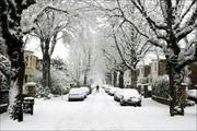 بارش برف و باران همدان را فرا خواهدگرفت