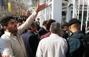تصاویر | تجمع سهامداران پدیده شاندیز مقابل استانداری خراسان رضوی
