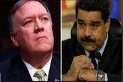 پیام توئیتری پمپئو علیه ونزوئلا