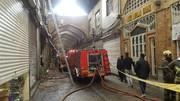 آتشسوزی در ساختمان ٢٠ واحدی در بلوار آفریقا/ نجات ۵۰ نفر