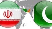 پاکستان به دنبال افزایش تجارت با ایران