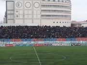 ظرفیت استادیوم شهید وطنی تکمیل شد