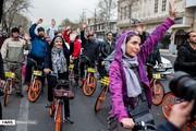 یک حقوقدان: هیچ قانونی در راستای ممنوعیت دوچرخهسواری بانوان تصویب نشده است