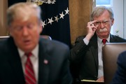 فشار بولتون به ترامپ برای حمله نظامی به ایران