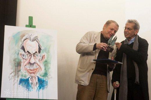 تجلیل از کامبیز درمبخش؛ هنرمندی که به ایران آبرو بخشید