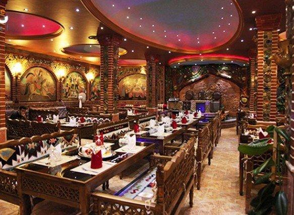 رستوران لانه کبوتر